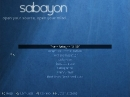Sabayon Linux 6 LXDE Bootscreen
