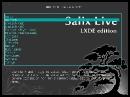 Salix OS 13.1.2 LXDE Bootscreen
