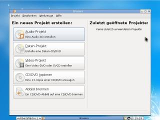 Salix OS 13.37 Fluxbox Brasero