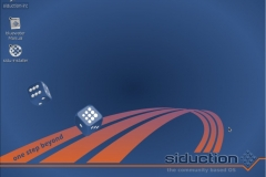 siduction 2011.1 - LXDE-Version