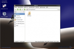 siduction 2012.1.1 LXDE-Version