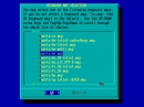 Slackware 14.0 Tastaturwahl