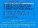 SystemRescueCd 3.1.1 Bootscreen