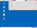 TAILS (The Amnesic Incognito Live System) 0.10 Bildschirmtastatur