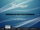Trisquel GNU/Linux 4.5 Bootscreen