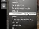 Ubuntu 11.04 Natty Narwhal Rechtsklick Launcher