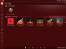 Ubuntu 12.10 Quantal Quetzal Dash Shopping Lense