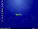 Unity Linux 2011 Desktop