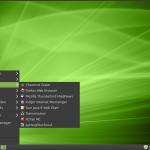 Linux Mint 9 Isadora LXDE Internet-Anwendungen