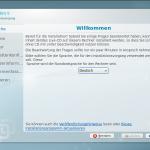 Linux Mint 9 KDE