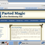 Parted Magic 5 Chromium