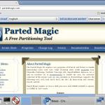 Parted Magic 5 Chromium