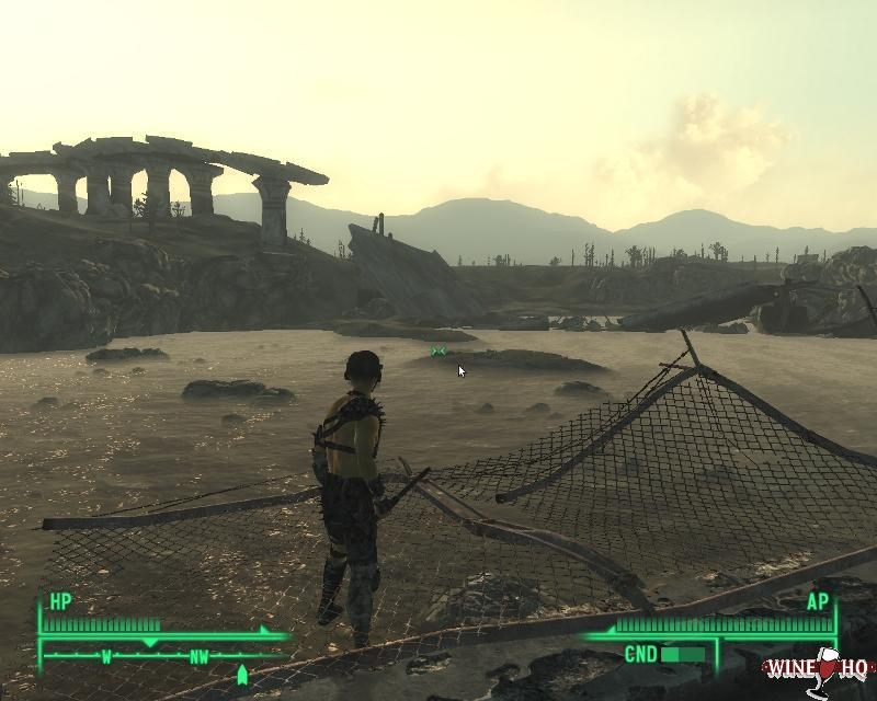 Wird der Nachfolger von Fallout 3 auf Alienware Steam Machine mit Steam OS laufen? (Quelle: winehq.org)