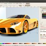 Inkscape 0.48 Ferrari