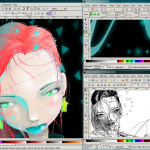 Inkscape 0.48 Moonlight Views