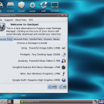 Puppy Linux 5.1 Quickpet