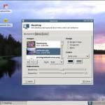 Aptosid 2010-02 Desktop-Einstellungen