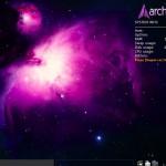ArchBang Linux 2010.09 Desktop