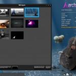 ArchBang Linux 2010.09 Wallpaper