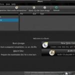 ArchBang Linux 2010.09 Xfburn