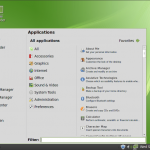 Linux Mint 9 Debian Applikationen