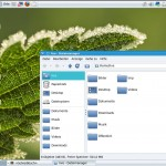 Mandriva Spring Xfce One Dateimanager
