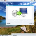 Mandriva Spring Xfce One Installation