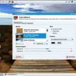 Mandriva Spring Xfce One Schreibtisch-Einstellungen