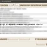 ppa Launchpad Deaktivieren Synaptic