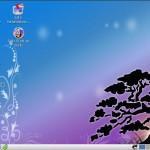 Salix OS Live LXDE 13.1.1 Desktop