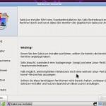 Salix OS Live LXDE 13.1.1 Installer
