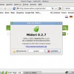 Salix OS Live LXDE 13.1.1 Midori