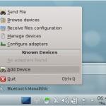 Kubuntu 10.10 Maverick Meerkat Blue Devil