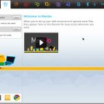 MeeGo Netbook Myzone