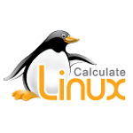 Calculate Linux Logo 150x150