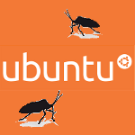 Ubuntu Bug Logo 150x150