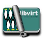 libvirt Logo 150x150