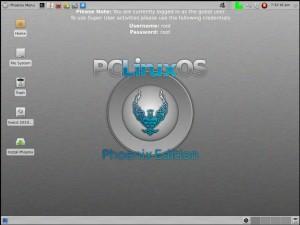 PCLinuxOS 2011 07 Phoenix