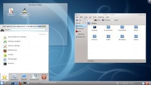 Kororaa 15 Desktop KDE