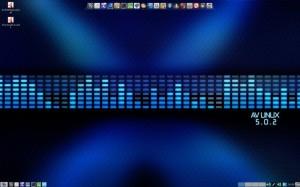 AV Linux 5.02 Desktop