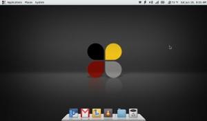 Fuduntu 14.12 Desktop