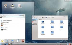 Kororaa Linux 16 Desktop KDE