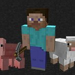 Minecraft Logo 150x150