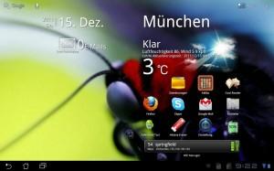 ASUS EeePad Transformer Android