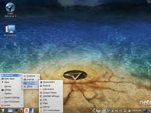 Netrunner 4 Multimedia-Applikationen