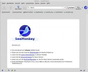 SeaMonkey 2.6