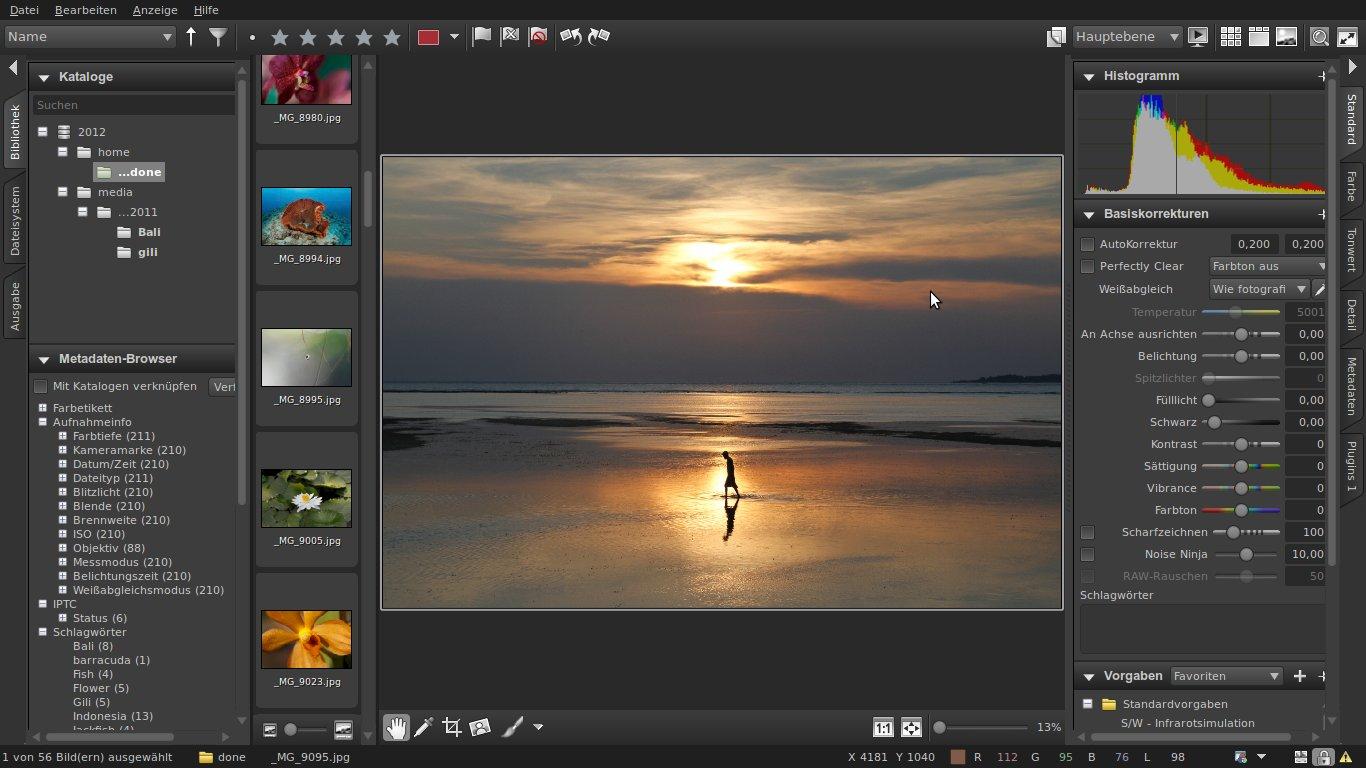 Corel Aftershot Pro Alternativer Berblick Linux