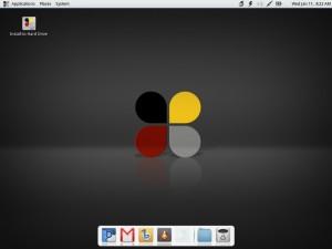 Fuduntu 2012.1 Desktop