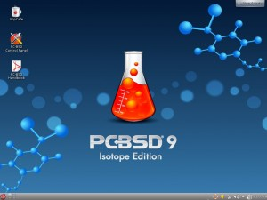 PC-BSD 9 Desktop