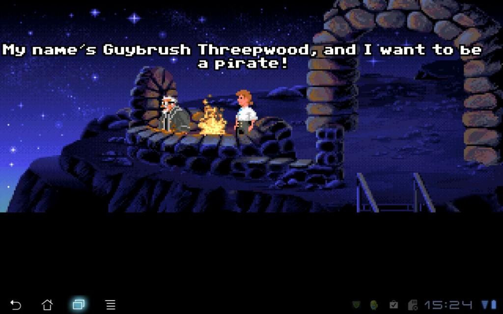 Monkey Island ist schon vor Jahren auf meinem ersten Tablet gelaufen